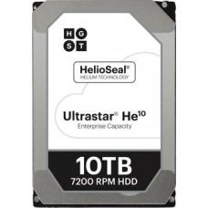 10Tb Western Digital (HUH721010ALE604) 256Mb 7200rpm SATA3 Ultrastar He10 SE