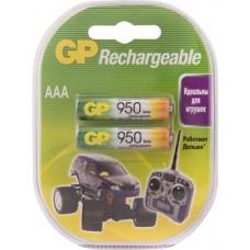 Аккумуляторы GP 95AAAHC-2CR2 950mAh AAA 2шт