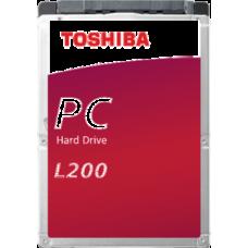 """1Tb 2.5"""" Toshiba L200 slim (HDWL110UZSVA) 128Mb 5400rpm SATA3"""
