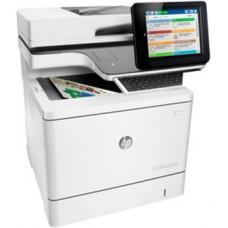 МФУ HP LaserJet Enterprise Color M577c B5L54A цветное А4 38ppm с дуплексом, автоподатчиком LAN