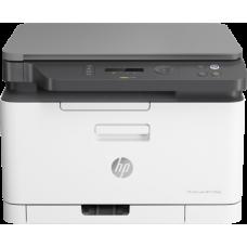 МФУ HP Color Laser MFP 178nw 4ZB96A цветное А4 18ppm LAN WiFi