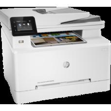 МФУ HP Color LaserJet Pro M283fdn 7KW74A цветной A4 21ppm с дуплексом автоподатчиком LAN