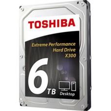 6Tb Toshiba X300 (HDWE160UZSVA) 128Mb 7200rpm SATA3