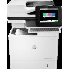 МФУ HP LaserJet Flow M631h J8J64A ч/б А4 52ppm с дуплексом, автоподатчиком и LAN