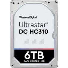 6Tb WD (HUS726T6TALE6L4 0B36039) 256Mb 7200rpm SATA3 Ultrastar 7K6000