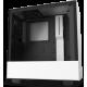 Корпус ATX Miditower NZXT H510 CA-H510B-W1 White/Black