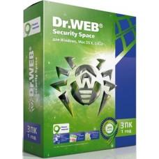 Dr. Web Security Space PRO