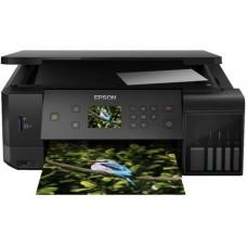 МФУ Epson L7160 Фабрика печати цветное А4 32ppm с дуплексом, LAN, Wi-Fi