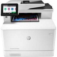 МФУ HP Color LaserJet Pro MFP M479fdn W1A79A А4 27ppm с дуплексом, автоподатчиком LAN