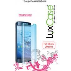 Защитная плёнка для Samsung Galaxy A01 SM-A015 (На весь экран) TPU, Прозрачная LuxCase