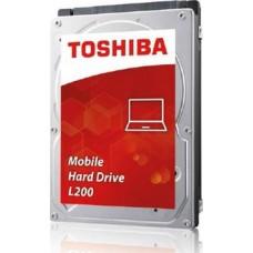 """500Gb 2.5"""" Toshiba L200 (HDWJ105UZSVA) 8Mb 5400rpm SATA3"""