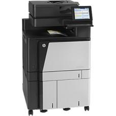 МФУ HP Color LaserJet Enterprise Flow MFP M880z+ A2W76A цветное А3 46ppm с дуплексом, автоподатчиком LAN