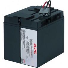 Батарея APC RBC7 для SUA1000XLI, SUA1500I, SUA750XLI, BP1400I, SU1000XLI, SU1000XLINET, SU1400I, SU700XLI, SU700XLINET, SUVS1400I, SU1400INET