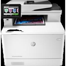 МФУ HP Color LaserJet Pro MFP M479fnw W1A78A А4 27ppm с автоподатчиком, LAN, Wi-Fi