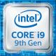 Процессор Intel Core i9-9900, 3.1ГГц, (Turbo 5ГГц), 8-ядерный, L3 16МБ, LGA1151v2, OEM