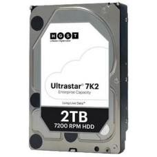 2Tb Western Digital (HUS722T2TALA604 1W10002) 128Mb 7200rpm SATA3 Ultrastar 7K2
