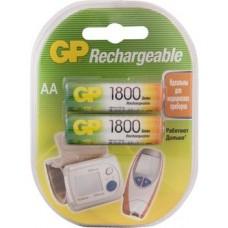 Аккумуляторы GP 180AAHC-2DECRC2 1800mAh AA 2шт