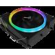 Cooler for CPU Aerocool Cylon 3 RGB S1155/1156/1150/1366/775/AM2+/AM2/AM3/AM3+/AM4/FM1/FM2/FM3