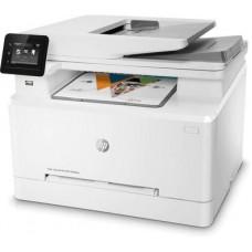 МФУ HP Color LaserJet Pro M283fdw 7KW75A цветной A4 21ppm с дуплексом, автоподатчиком LAN, Wi-Fi