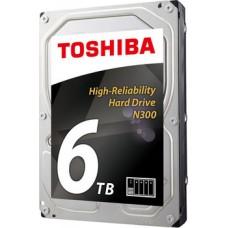 6Tb Toshiba N300 (HDWN160UZSVA) 128Mb 7200rpm SATA3