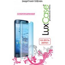 Защитная плёнка для iPhone X\Xs (На весь экран) (Front&Back) TPU, Прозрачная LuxCase
