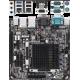 Материнская плата Gigabyte GA-J3455N-D3H Intel Celeron J3455 (2.3 GHz), 2xDDR3 SODIMM, 2xUSB3.0, D-Sub, HDMI, GLan, mini-ITX Ret