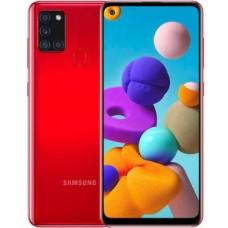 Смартфон Samsung Galaxy A21S SM-A217 64Gb красный