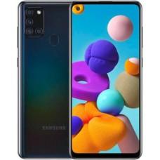 Смартфон Samsung Galaxy A21S SM-A217 64Gb черный