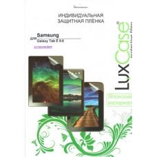 Защитная плёнка для Samsung Galaxy Tab E 9.6 SM-T561\SM-T560 Антибликовая Luxcase