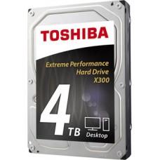 4Tb Toshiba X300 (HDWE140UZSVA) 128Mb 7200rpm SATA3