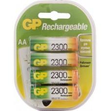 Аккумуляторы GP 230AAHC-2DECRC4 2200mAh AA 4шт