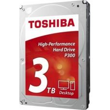 3Tb Toshiba P300 (HDWD130UZSVA) 64Mb 7200rpm SATA3