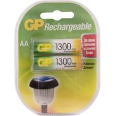 Аккумуляторы GP 130AAHC-CR2 1300mAh AA 2шт