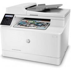 МФУ HP Color LaserJet Pro MFP M183fw 7KW56A цветное А4 16ppm с автоподатчиком, LAN, Wi-Fi