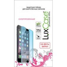 Защитная плёнка для Samsung J5 Prime SM-G570F (На весь экран) TPU, Прозрачная LuxCase