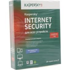 Антивирус Касперского Internet Security 2014 Multi-Device Russian Edition