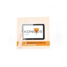 Чистящие салфетки (KTS-10) KONOOS для ЖК-экранов 10шт.