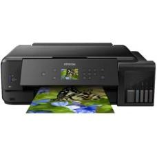 МФУ Epson L7180 Фабрика печати цветное А3 28ppm с дуплексом, LAN, Wi-Fi