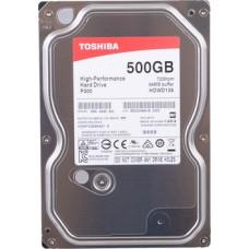 500Gb Toshiba (HDWD105UZSVA) 64Mb 7200rpm SATA3
