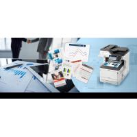 OKI MC883, новое цветное МФУ формата A3, позволяет модифицировать и отслеживать процессы обработки документации