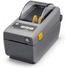 Принтер этикеток Zebra DT Printer ZD410; 2'' print width, Standard EZPL, 203 dpi, EU and UK Cords, USB, USB Host